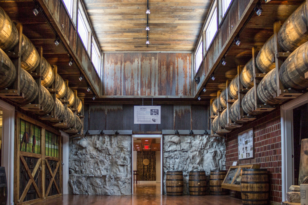 Stitzel Weller Distillery Tour