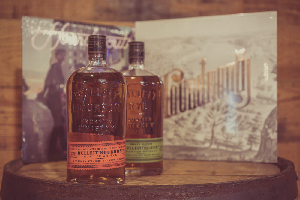 Houndmouth & Bulleit Bourbon