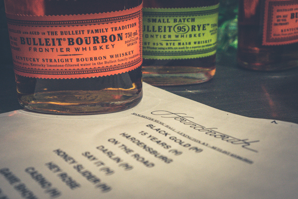 PhHoundmouth & Bulleit Bourbon