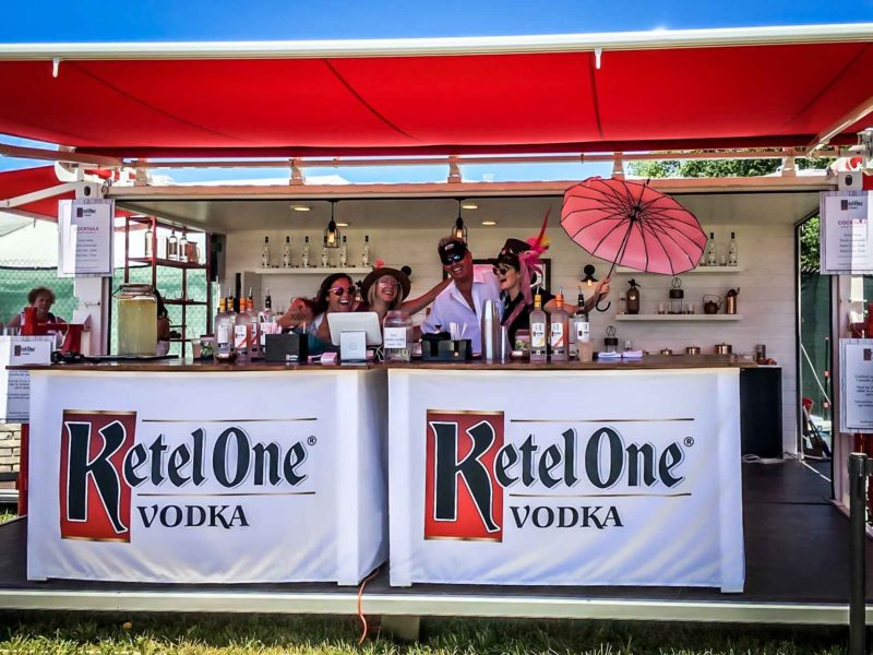 Ketel One Container developed by Proof Media Mix